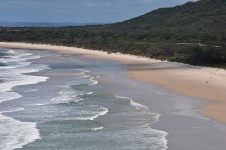 Platges enormes i buides