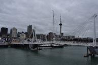 L'Skyline vist des del port