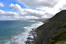 Vistes des de la Great Ocean Road