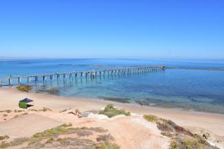 El Jetty o Pier de Port Noarlunga