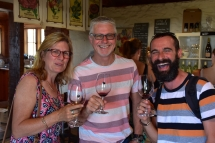 Tast de vins a Battle of Bosworth Wines