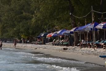 Otres Beach, la zona 2 és la part més turística