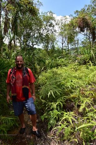 Travessant la jungla camí de Mad Monkey