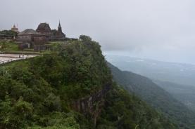 Vistes des del Wat Sampov 5 Pagoda