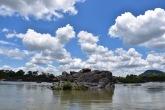 Tha Sanam, una platja al riu Mekong a Don Khon