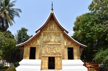Un altre temple a Wat Xieng Thong