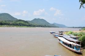 Vistes del riu Mekong