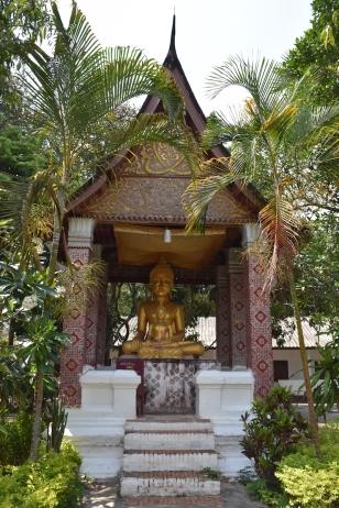 Un petit temple de la ciutat
