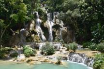 Les cascades Kuangsi