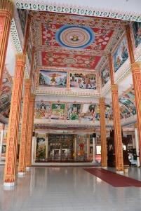 Murals pintats al That Luang Tai