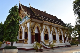 Exterior de Wat Luang